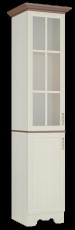 Шкаф комбинированный в гостинную Латте 24-01