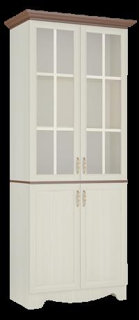 Шкаф комбинированный Латте 24-02