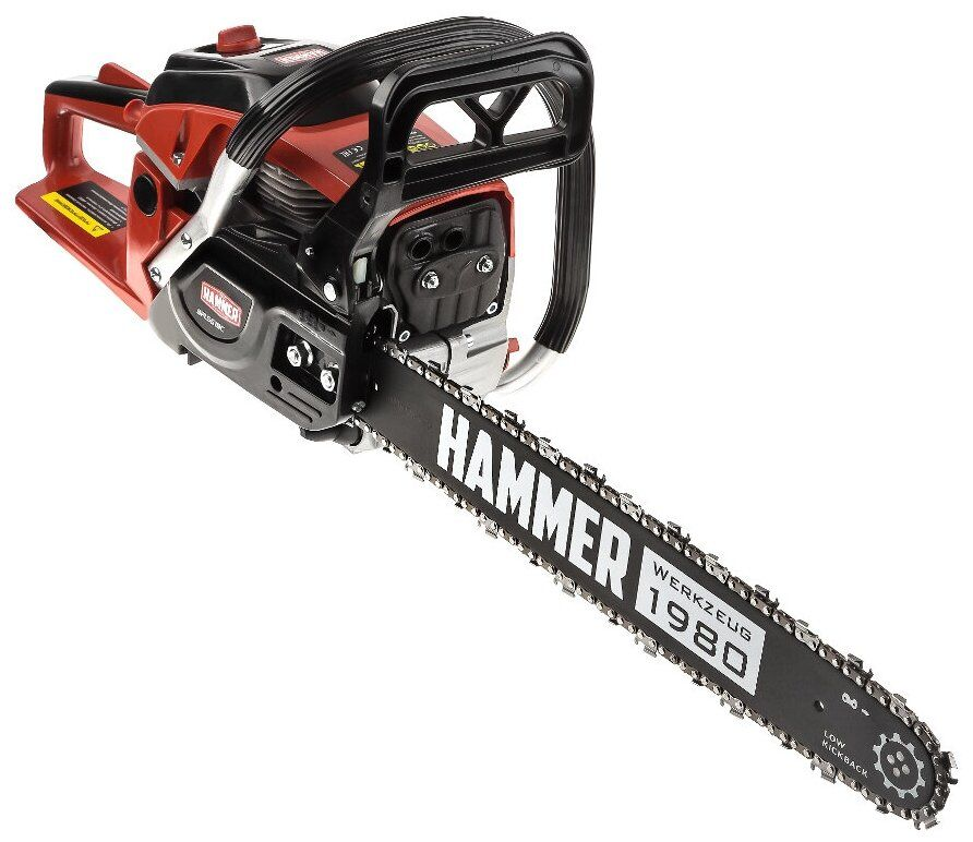 Бензиновая пила Hammer BPL5518C 2200 Вт/3 л.с (569551)