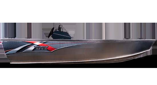 Лодка WINDBOAT 4.2 С Evo (1 консоль)
