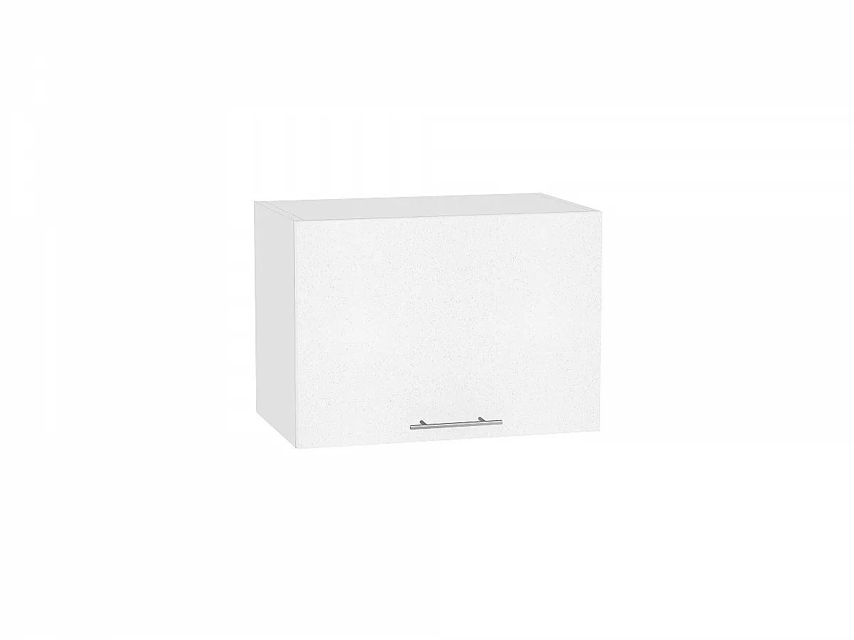 Шкаф верхний Валерия ВГ510 (белый металлик)