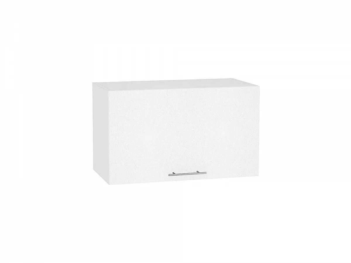 Шкаф верхний Валерия ВГ610 (белый металлик)