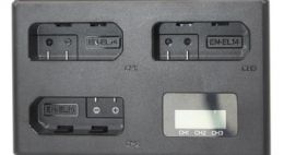 Тройное зарядное устройство TT-ENEL14