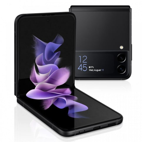Samsung Galaxy Z Flip3 5G 256GB Черный