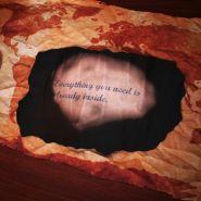 Самоклеющаяся бумага ЧЁРНАЯ размер 20см*29см (1 лист) - для проявления предсказания!