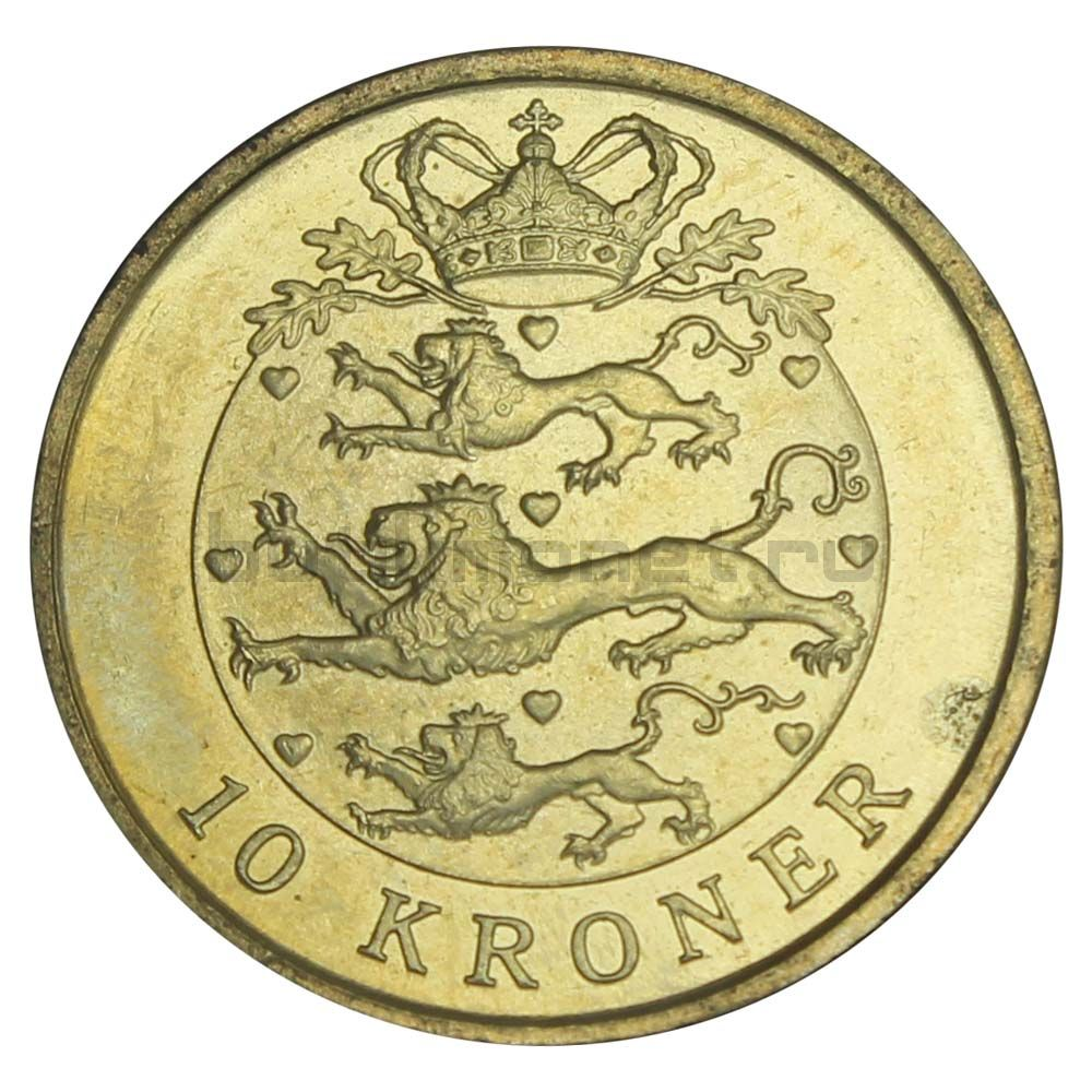 10 крон 2008 Дания