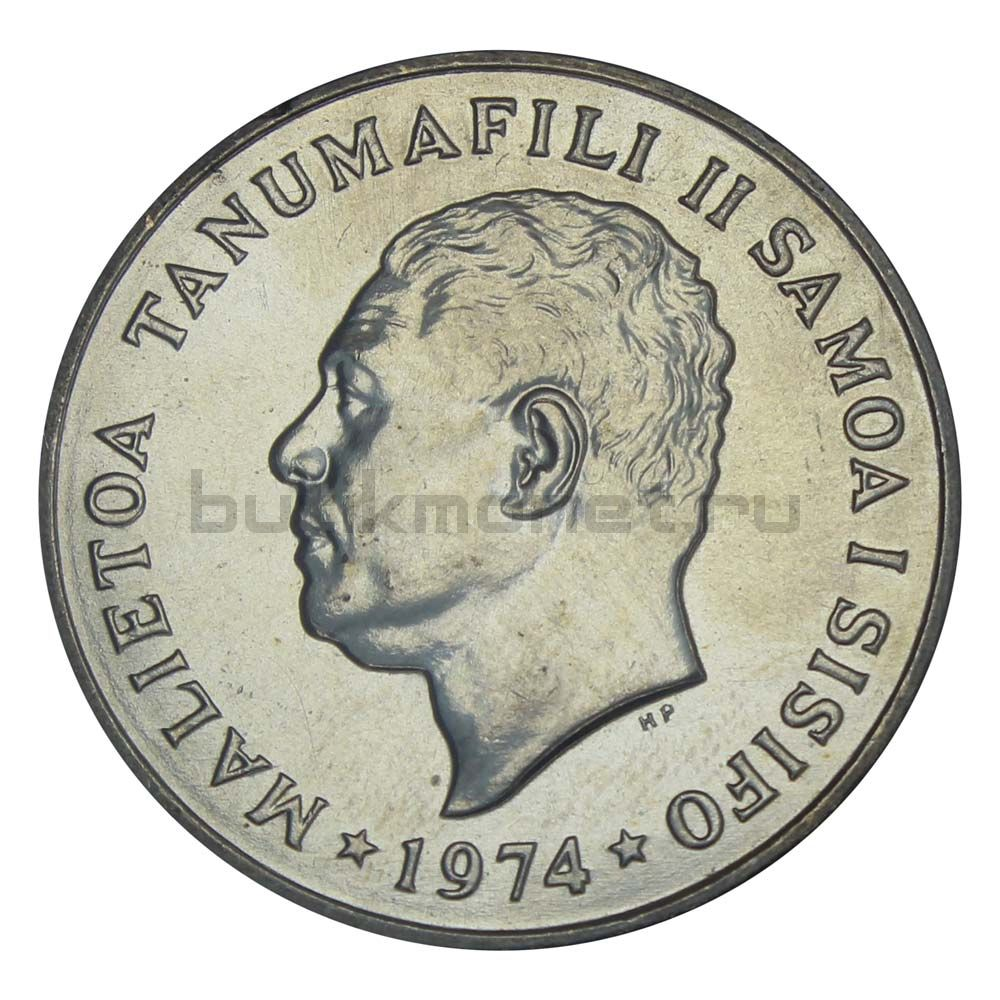 50 сене 1974 Самоа