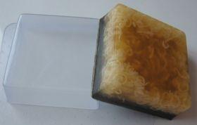 Пластиковая форма для мыла и шоколада Квадрат