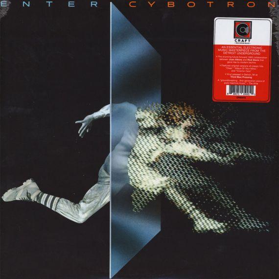 Cybotron - Enter 1983