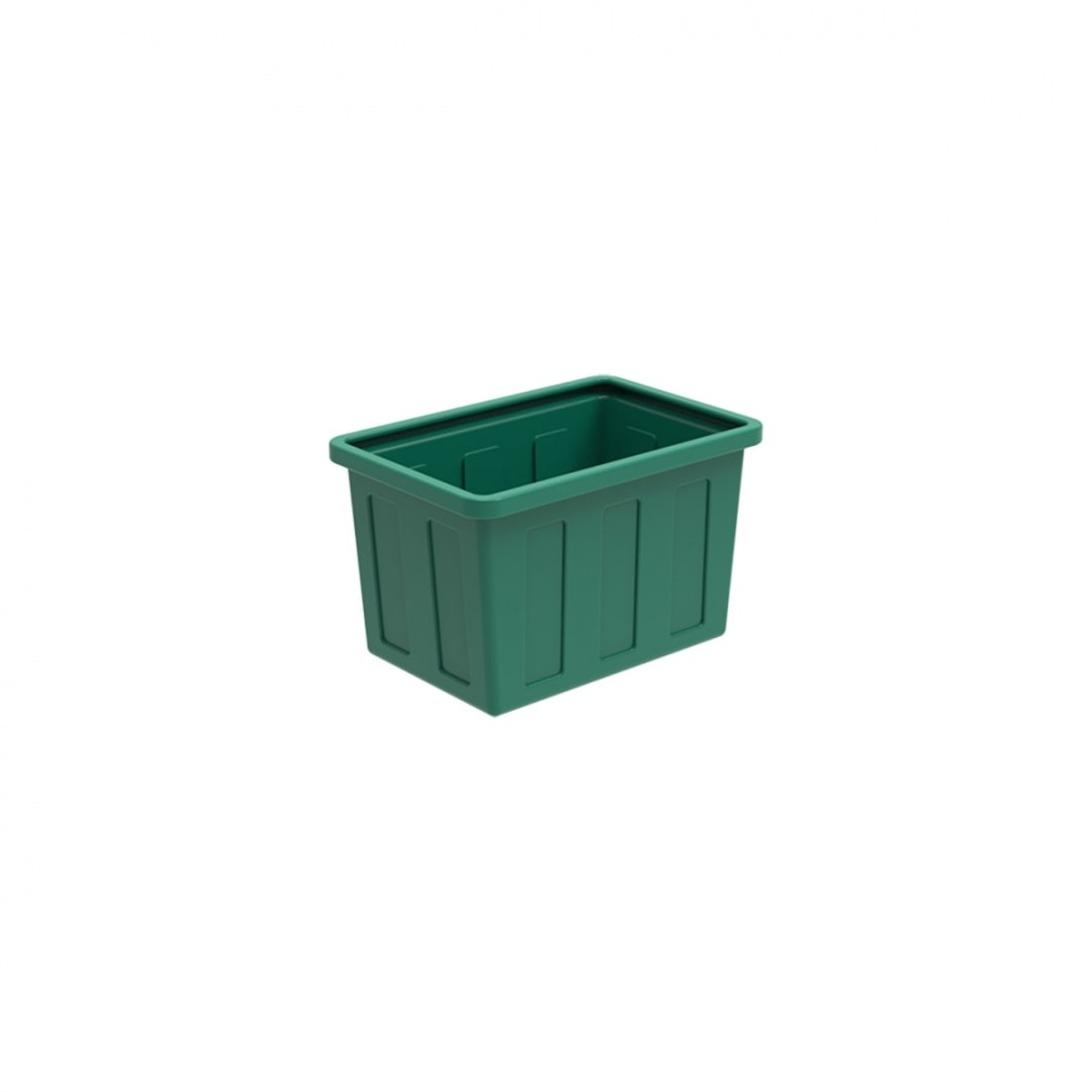 Ванна К 90 литров зеленая