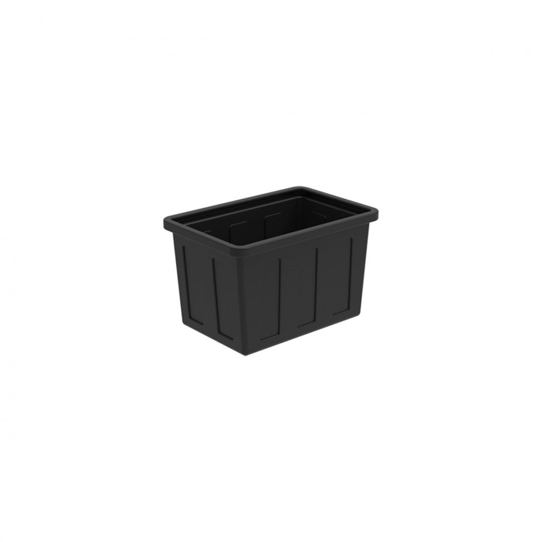 Ванна К 90 литров черная