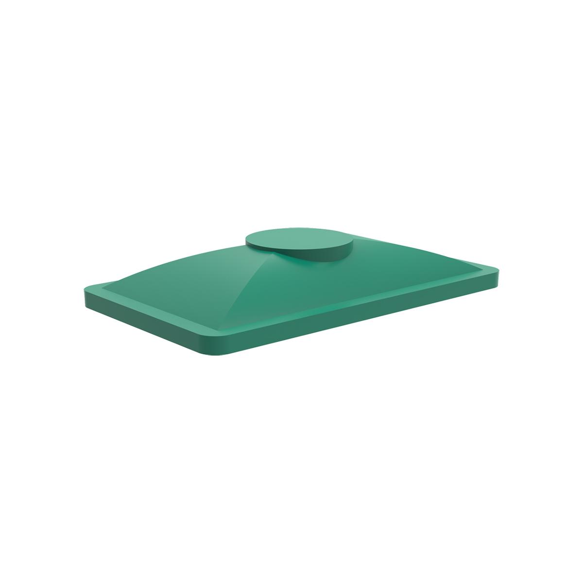 Крышка для ванны К 400 зеленая