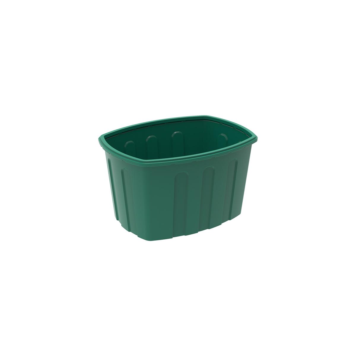 Ванна 200 литров зеленая