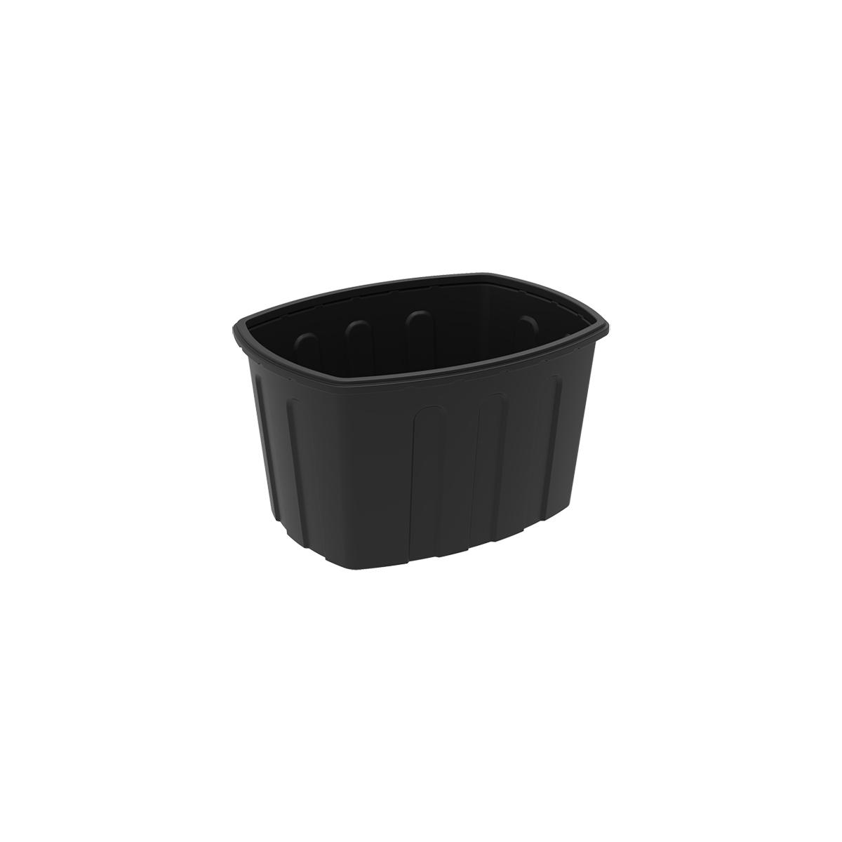 Ванна 200 литров черная
