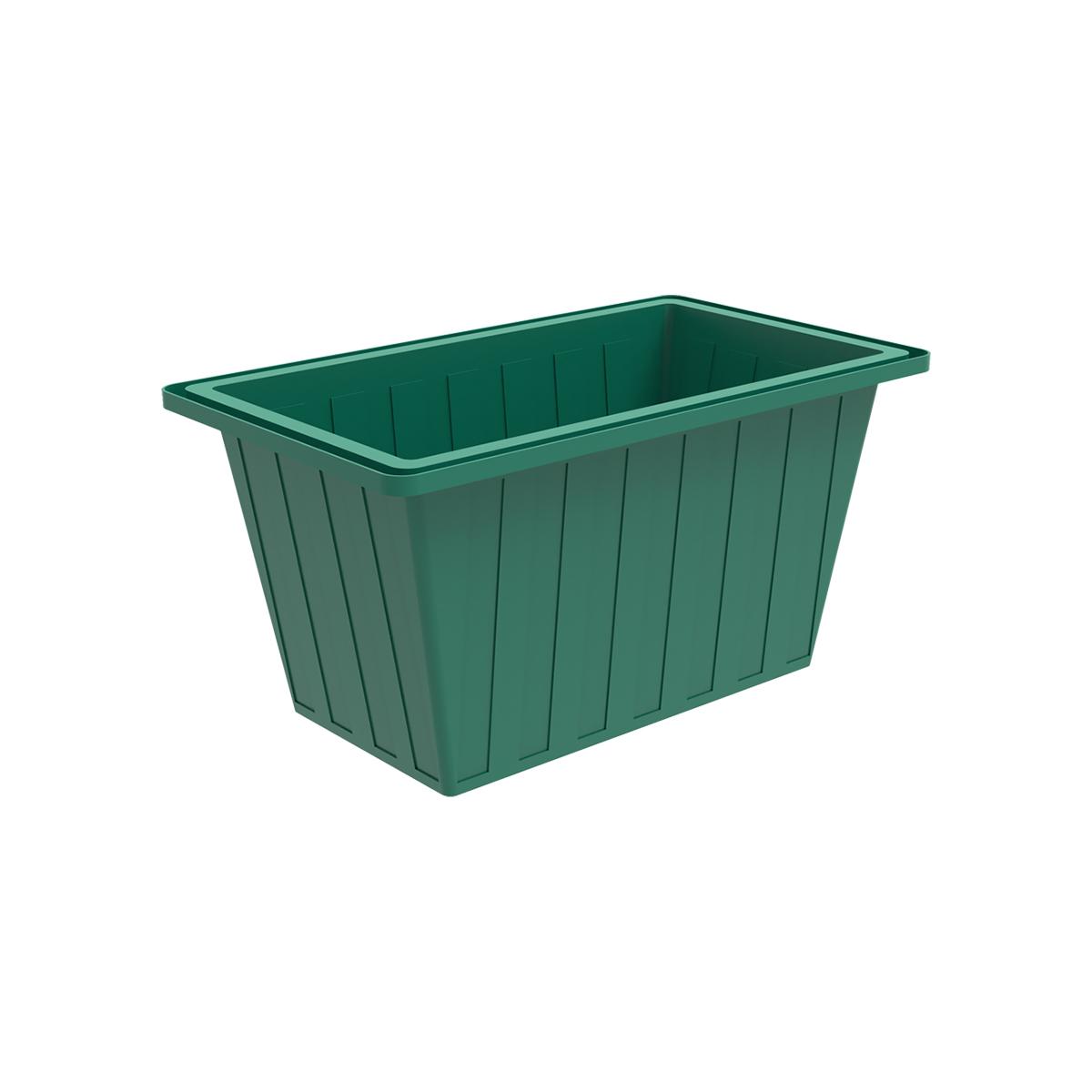 Ванна К 400 литров зеленая
