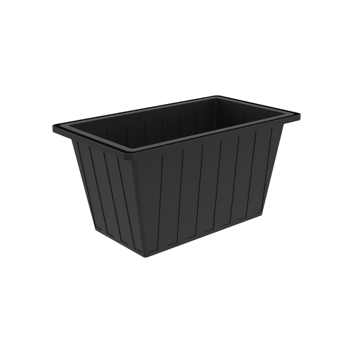 Ванна К 400 литров черная