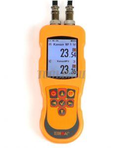 ТК-5.27 Термометр контактный цифровой двухканальный с функцией логирования