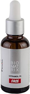 CITRAMOL 70 Пилинг для лица с лимонной и молочной кислотой Biomatrix (Биоматрикс) 30мл
