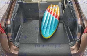 Коврик в багажник, раскладывающийся, Оригинал