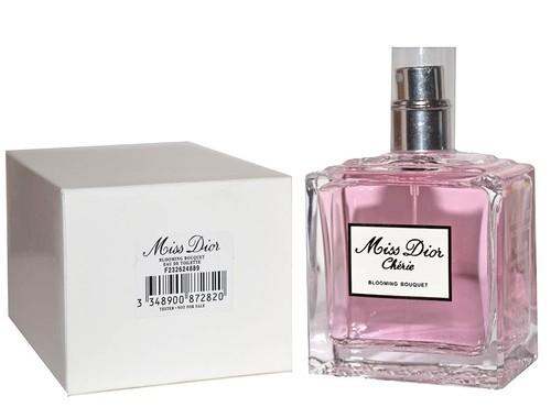 Тестер Christian Dior Miss Dior Cherie Blooming Bouqet 100 мл (Sale)