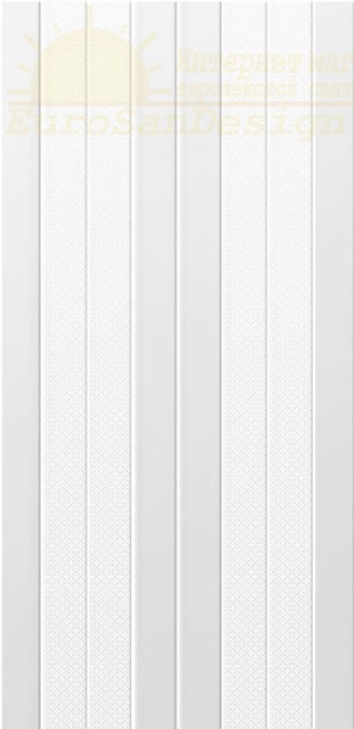 Керамическая плитка Dual Gres Buxy-Modus-London Buxy Line White настенная 30х60 ФОТО