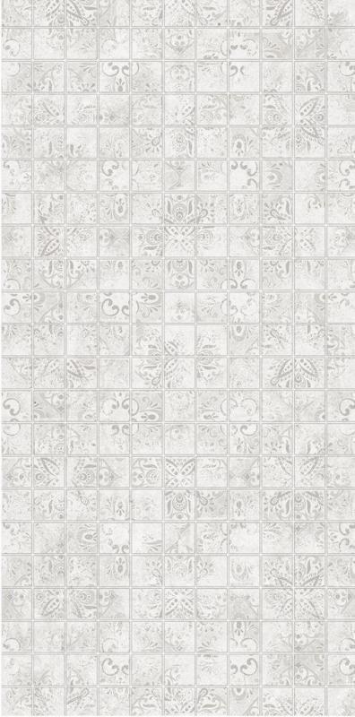 Керамическая плитка Dual Gres Buxy-Modus-London Mosaico Deluxe White декор 30х60 ФОТО