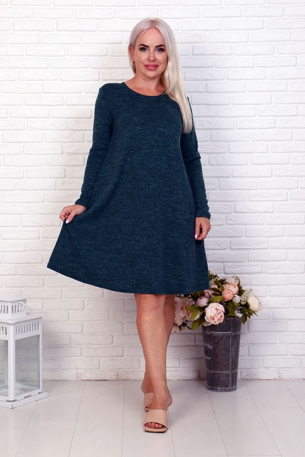 Платье 35060 [изумруд]