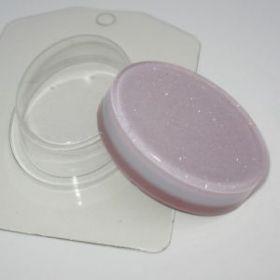 """Пластиковая форма для мыла и шоколада """"Мини/Овал"""", арт. 0719"""