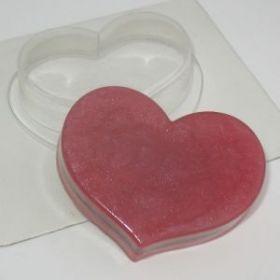 """Форма для мыла и шоколада  """"Мини/Сердце"""", арт. 0720"""