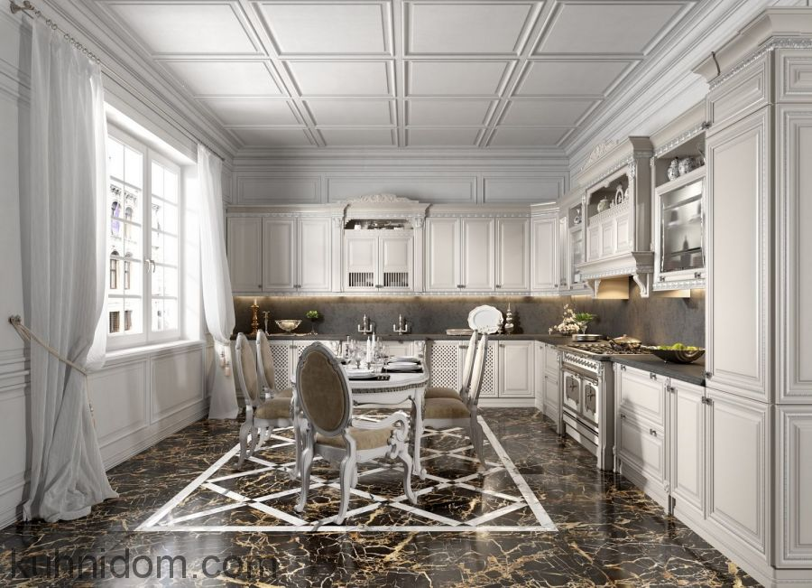 Кухня Силенцио