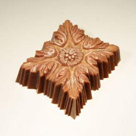 """Форма для мыла и шоколада """"Декор, F-0306"""""""