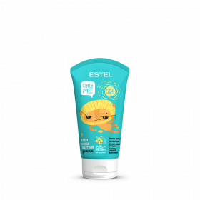 Детский солнцезащитный крем для лица и тела SPF 50 ESTEL LITTLE ME, 150 мл