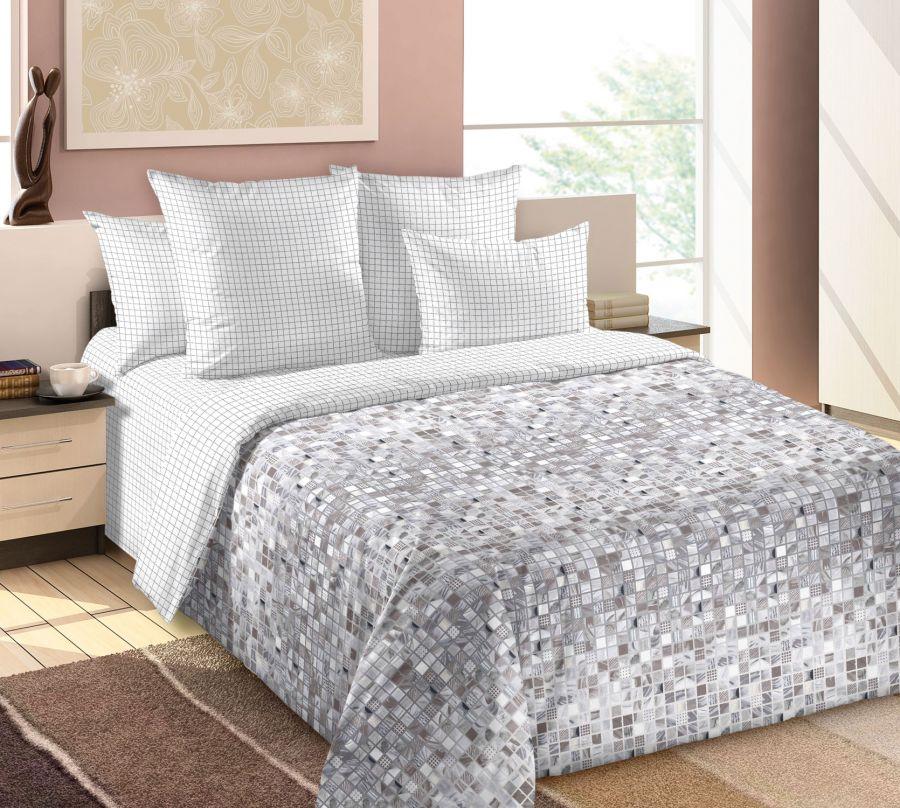 «Морган 1» постельное белье Перкаль 2-х спальный с евро
