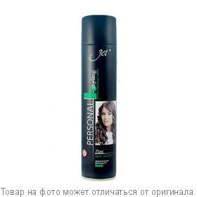Джет.Лак для волос Эластичная фиксация 300мл (415 см3), шт