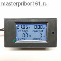 Ваттметр постоянного тока PZEM-051 (6.5-100В  0-100А)