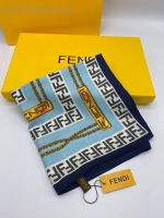 Платок Fendi Шелковый
