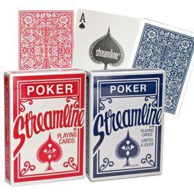 Игральные карты Streamline Poker