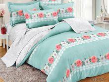 Комплект постельного белья Поплин PC  1.5-спальный Арт.15/049-PC