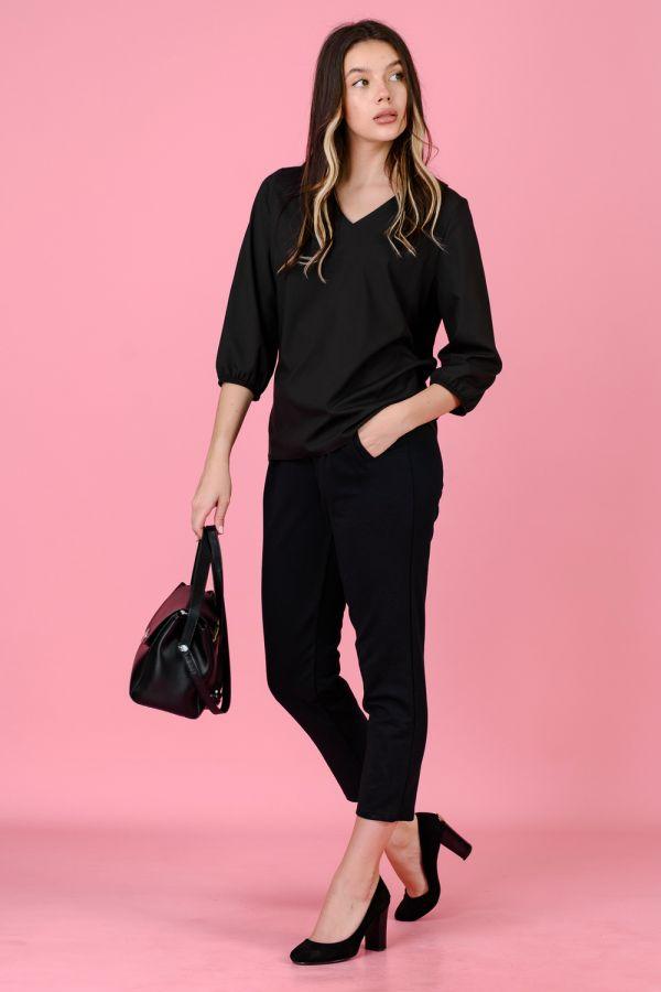 Блуза 13489 [черный]