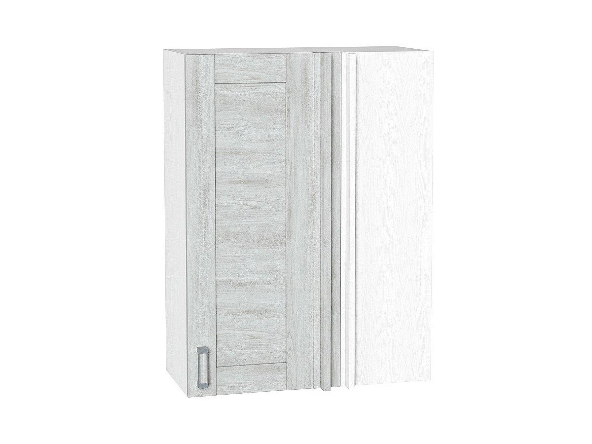 Шкаф верхний прямой угловой Лофт ВУ699 (nordic oak)