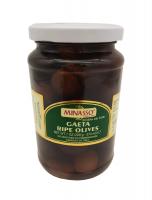 Оливки Гаэта 200 г, Olive Gaeta Minasso, 200 gr