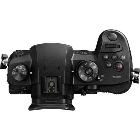 Цифровой фотоаппарат Panasonic Lumix DC-GH5 II Body