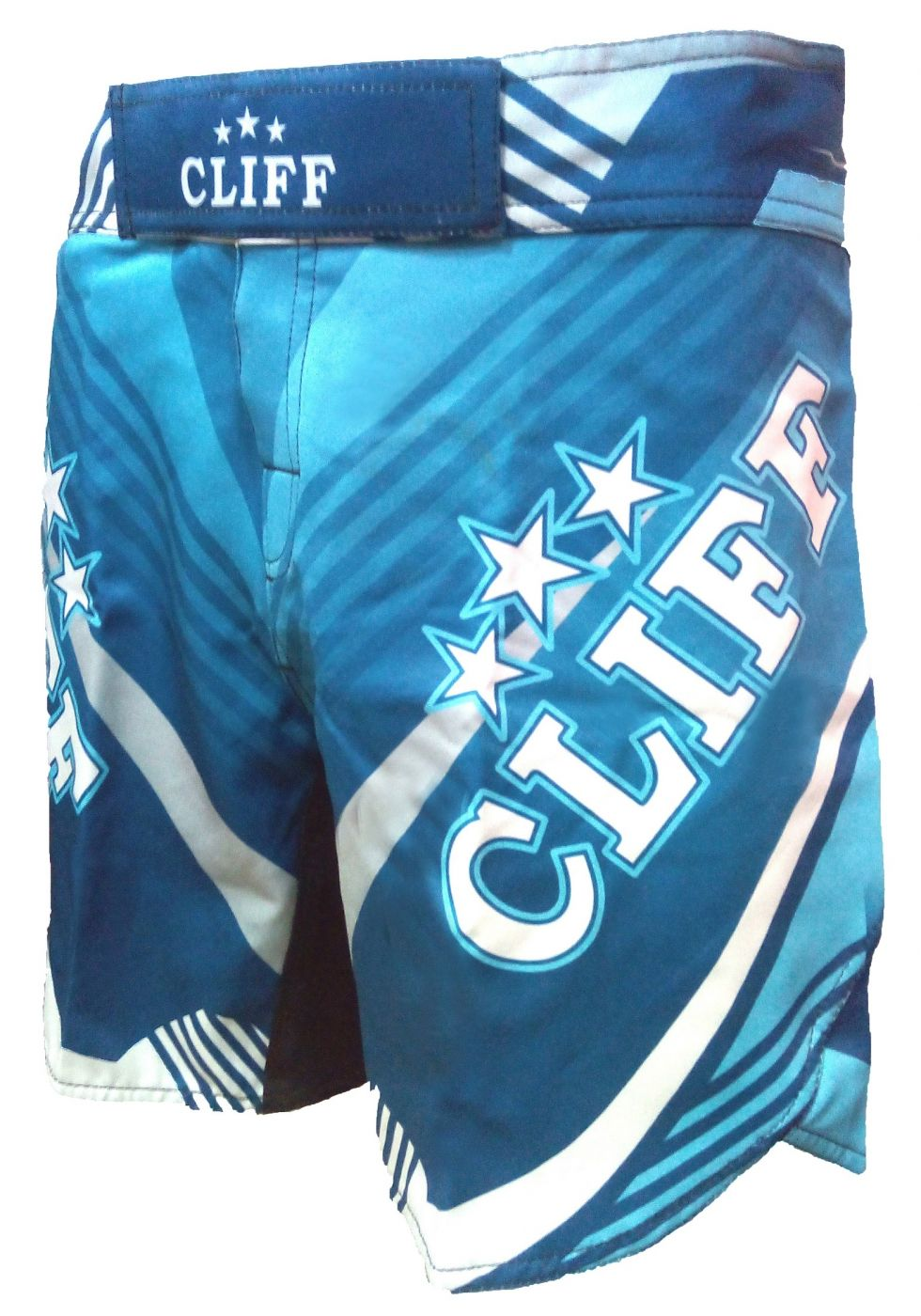 ШОРТЫ ММА CLIFF B2.0 NAVY BLUE, размер XL