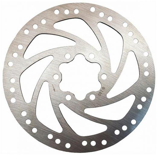 Тормозной диск 140 мм для Электросамоката