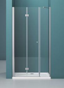 Душевая дверь BelBagno ALBANO-BS-13-80+80-C-Cr 160