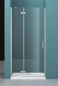 Душевая дверь BelBagno KRAFT-B-12-60/40-C-Cr 100