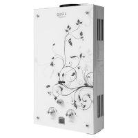Проточный газовый водонагреватель Oasis Glass 20ZG (N)