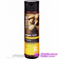 Шампунь с маслом арганы и кератина для поврежденных волос Др. Санте  250 мл
