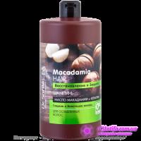 Шампунь для волос Восстановление и Защита Макадамия Др. Санте 1000 мл