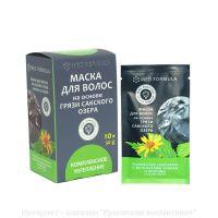 Маска для волос Комплексное Укрепление Мед Формула Дом Природы 30 гр по 10 саше-пакетов